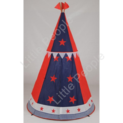 Cubbie Tent for Kids -  Star Tepee