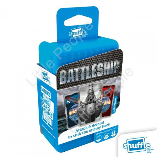 Battleship Card Game for the whole family