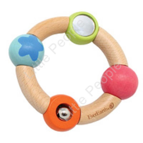 EverEarth Grasping Ring Kids Pretend Play Eco-Friendly