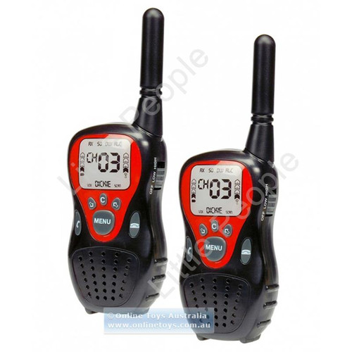 Walkie Talkies great fun for the kds