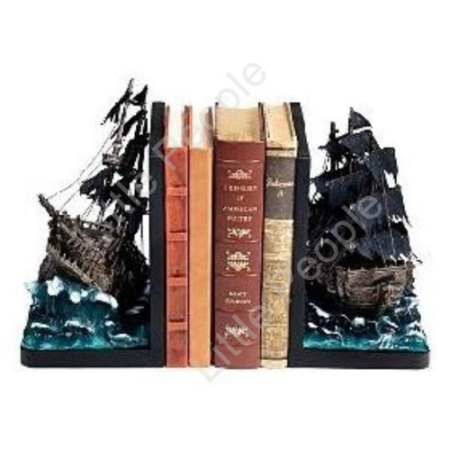 Pirates Of The Caribbean Bookends By Disney