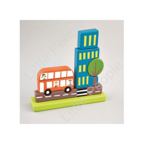 Floss & Rock - Magnetic Puzzle Transport