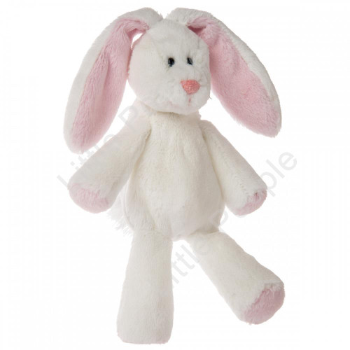 """Marshmallow jr Zoo Sugar Bunny Soft Toy by Mary Meyer 9"""""""