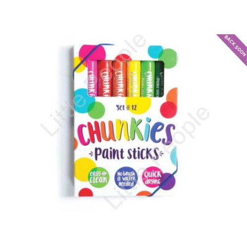 Chunkie Paint Sticks Great for the budding Artist