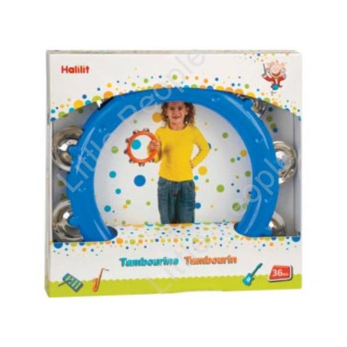 Halilit – Tambourine innovative and educational