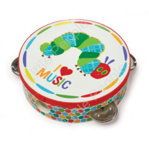 VERY HUNGRY CATERPILLAR TAMBOURINE