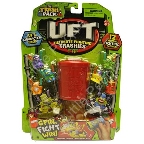 Trash Pack UFT 12 Pack - Series 1 New Kids Toy