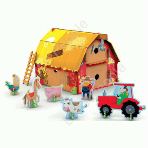 Sassi 3D Farm and Book hours of fun