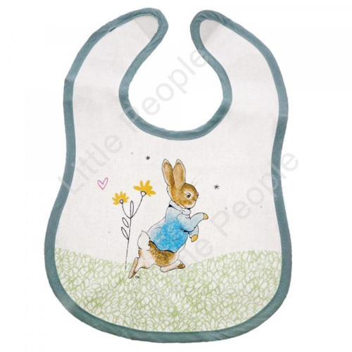 Beatrix Potter Peter Rabbit Peter Rabbit Bib A29312