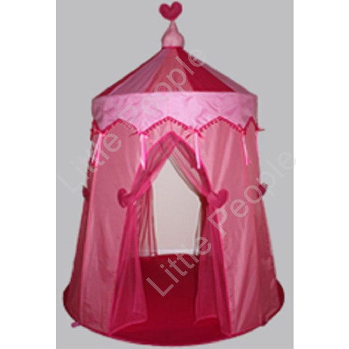 Kids Cubbie Tent - Just Kiddin Fairy Floss Pink  170cm 140cm
