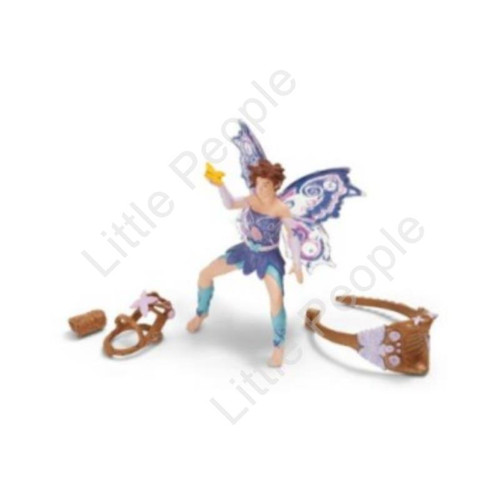 Schleich - Bayala Elf Riding Set Limeya 42108 - Brand