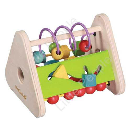 EverEarth Activity Triangle Kids Pretend Play Eco-Friendly