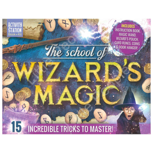 ACTIVITY STATION WIZARDS MAGIC