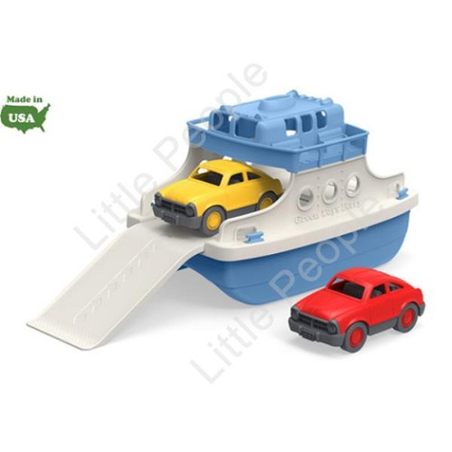 Eco Friendly Green Toys Ferry Boat