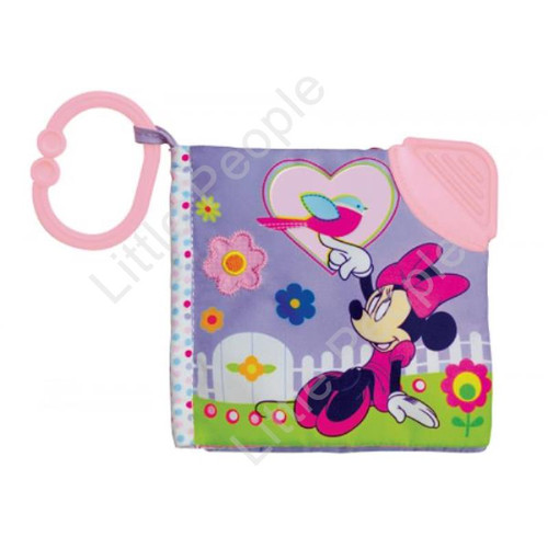 Disney Baby -  MINNIE MOUSE ACTIVITY SOFT STORYBOOK