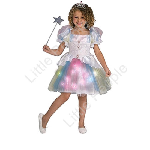 Twinklers - RAINBOW BALLERINA COSTUME Toddler size
