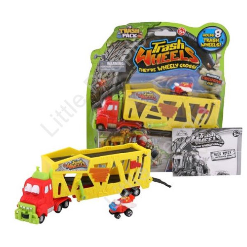 New Trash Pack - Trash Wheels - Muck Mover Out New Kids Toy LAST ONE