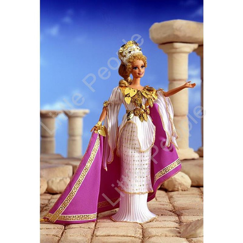 Grecian Goddess Barbie Doll Collectable Barbie Limited Edition