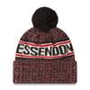 Essendon New Era Player Beanie