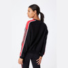 Essendon Cotton:On Womens Colour Block Crew