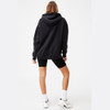 Essendon Cotton:On Womens Embroidered Pocket Hoody