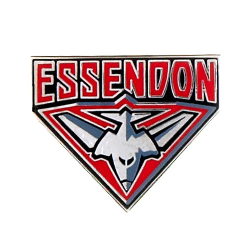 Essendon Bombers Logo Pin