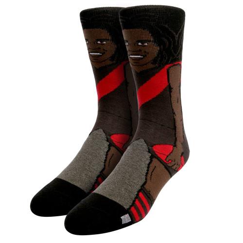 Essendon Bombers Tipungwuti Adults Nerd Socks