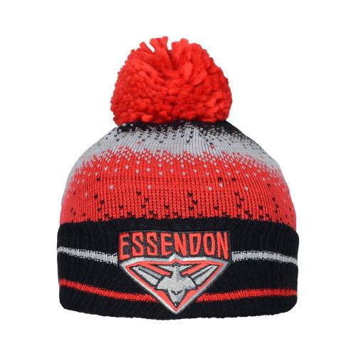 Essendon Bombers Kids Supporter Beanie