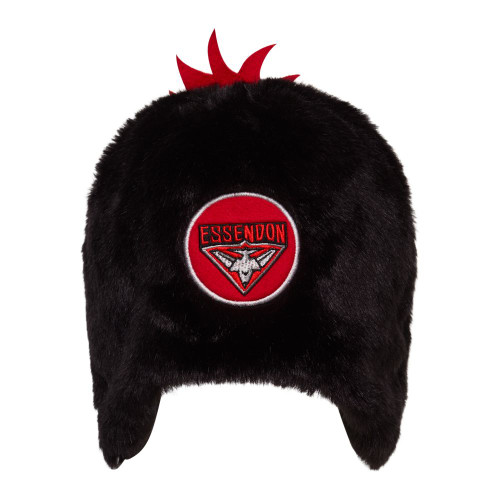Essendon Bombers Kids Character Beanie
