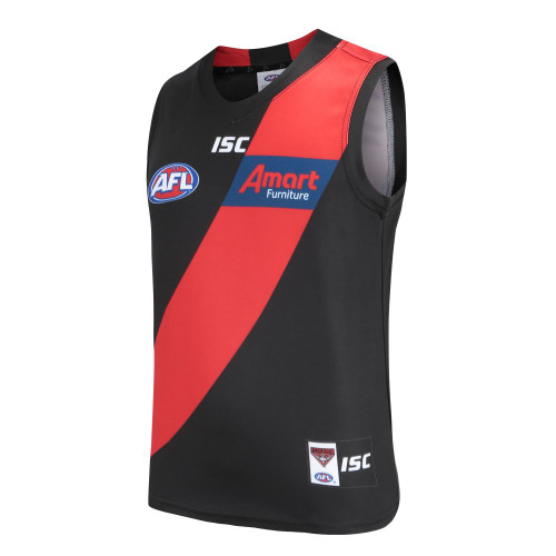 Essendon Bombers 2019 ISC Kids Home Guernsey