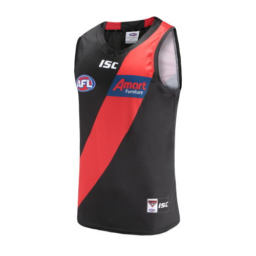 Essendon Bombers 2019 ISC Mens Home Guernsey