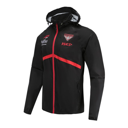 Essendon Bombers 2019 ISC Mens Wet Weather Jacket