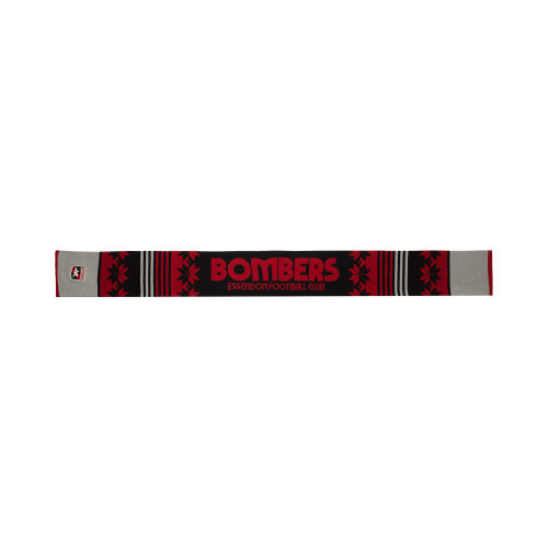 Essendon Bombers Adults Winter Scarf