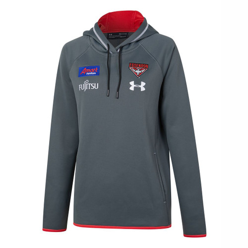 Essendon Bombers 2020 UA Players Hoody Womens