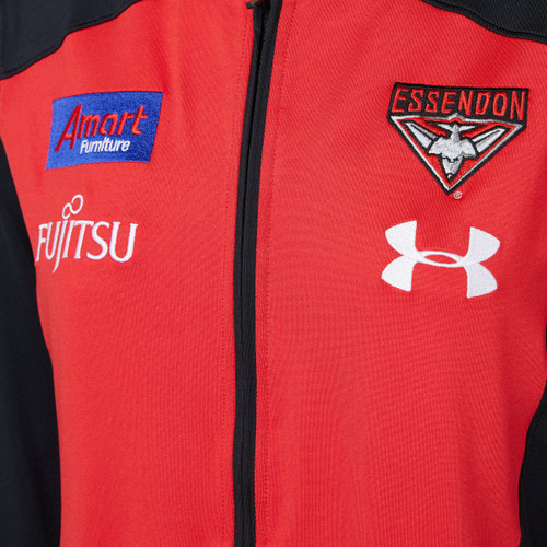 Essendon Bombers 20/21 UA Womens Full Zip Track Jacket
