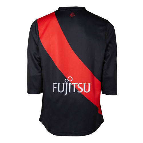 Essendon Bombers 2020 UA Mens Home Guernsey 3/4 Sleeve