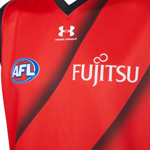 Essendon Bombers 20/21 UA Mens Clash Guernsey