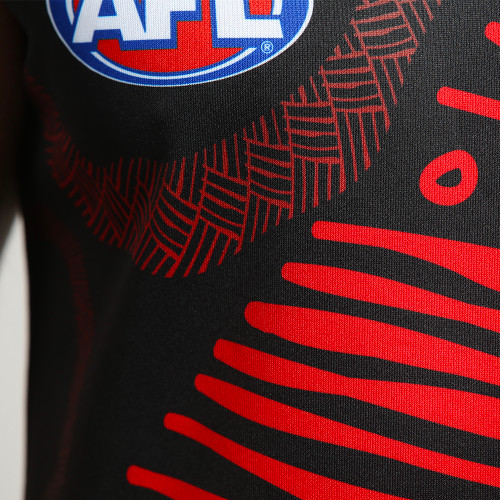 Essendon Bombers 2020 UA Mens Dreamtime Guernsey