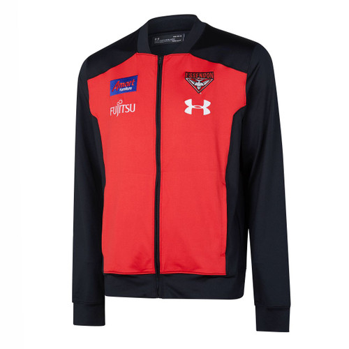 Essendon 20/21 Under Armour Mens Game Day Jacket