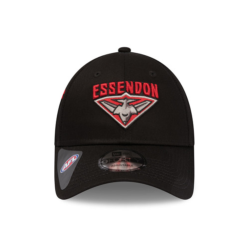 Essendon Bombers 2019 New Era 940 Media Cap