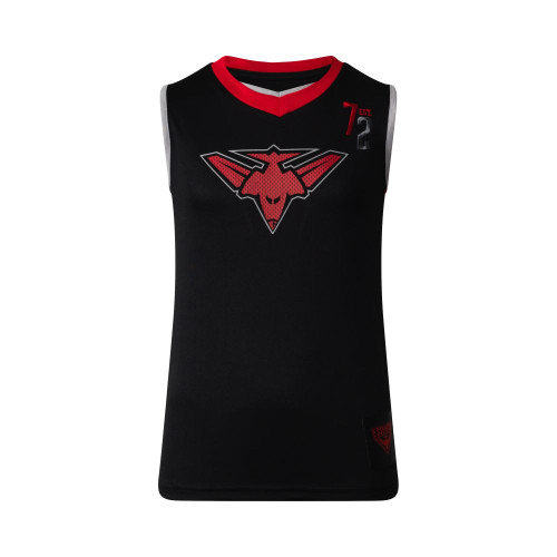 Essendon 2020 Kids Basketball Singlet