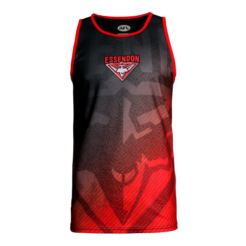 Essendon 2020 Kids Premium Summer Singlet