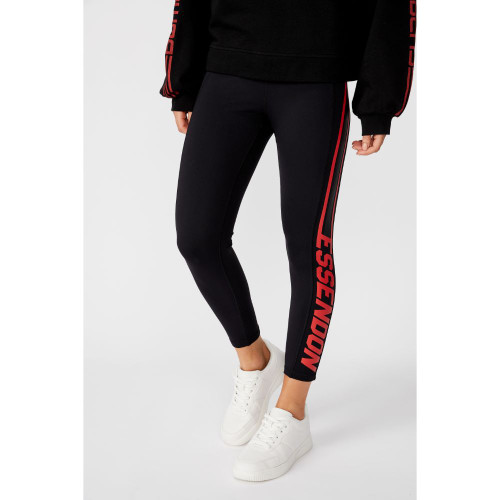 Essendon Cotton:On Womens 7-8 Name Tights