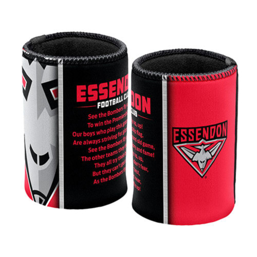 Essendon Team Song Can Cooler