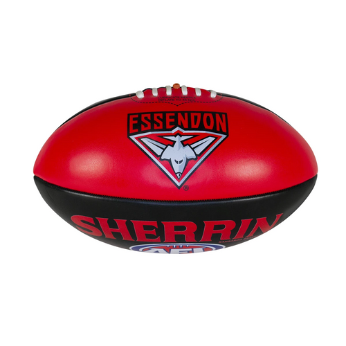 Essendon Autograph Football - PVC Size 3
