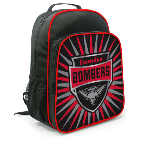 Essendon Shield Kids Backpack