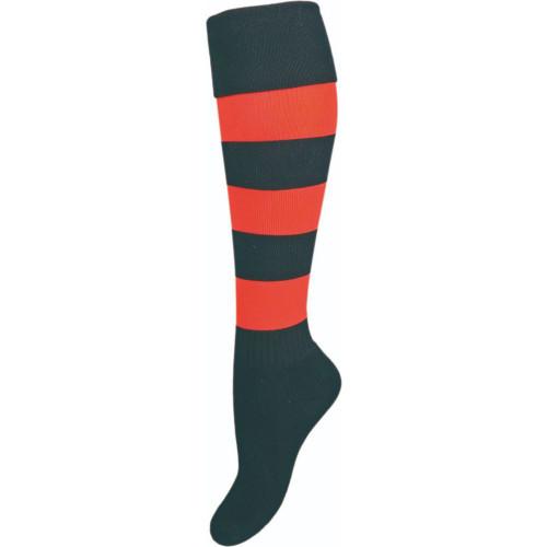 Essendon Kids Replica Playing Socks