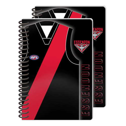 Essendon 2 Pack Notebook
