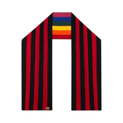 Essendon Merino Wool Pride Scarf
