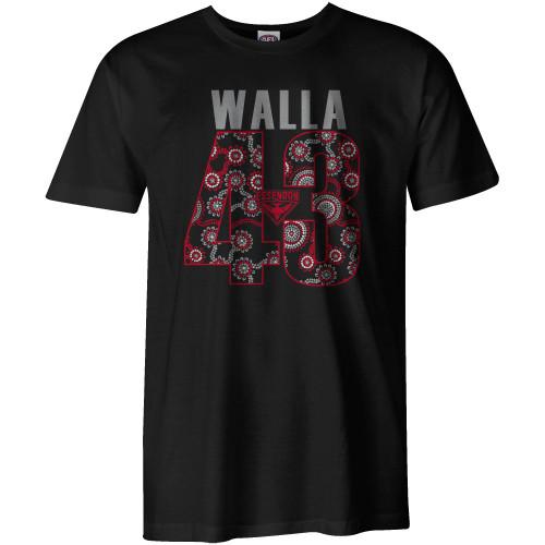 Essendon Walla 43 Adults T-Shirt